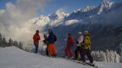 2 - Chamonix Ski Chalet Service (2nd image replacing two)